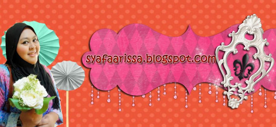 ~  Syafa Arissara ~
