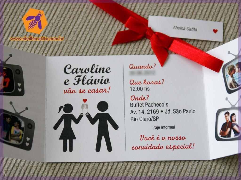 Noivos Em Apuros Dia Do Noivo Qual Convite Escolher