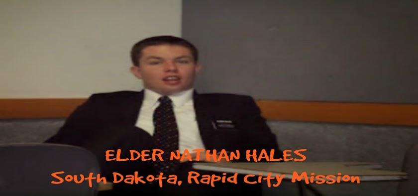 Elder Nathan Hales