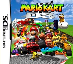 Mario Kart Nds Espa  Ol