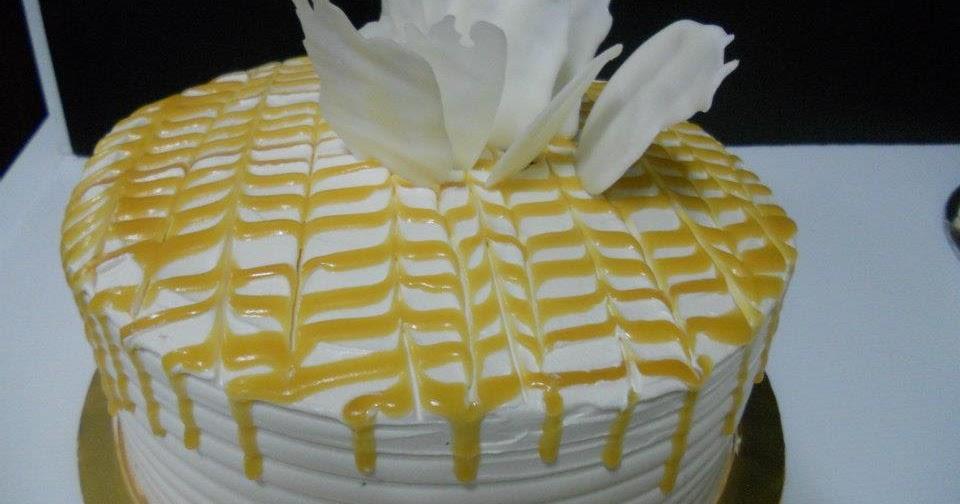 Caramel Cake Ann Byrn