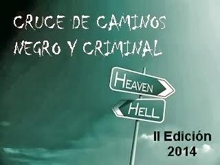 """Reto """"II Edición Cruce de Caminos Negro y Criminal"""""""