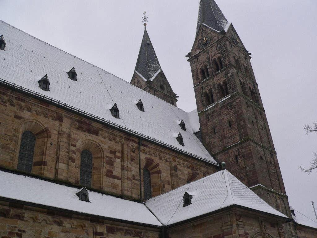 Kirche Schnee