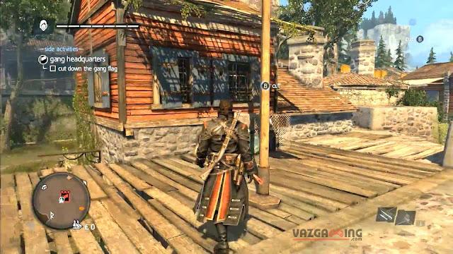 Assassins Creed Rogue Gameplay 2 vazgaming
