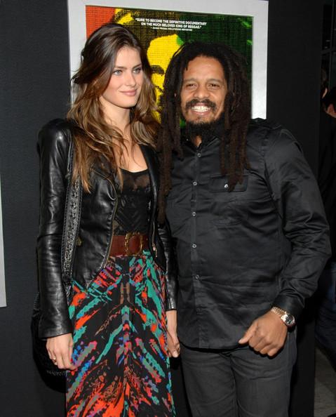 Rohan+Marley+Engaged MARLEY-Movie-Premiere-Isabeli-Fontana-and-Rohan ...