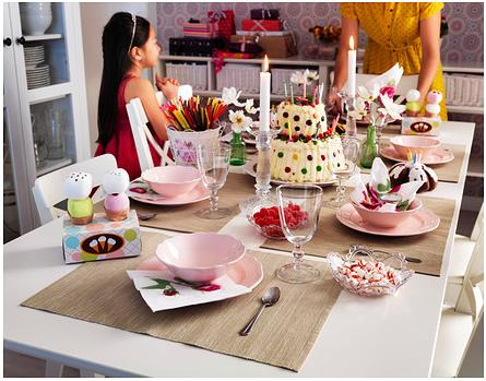 Ikea e momichan una bella festa - Servizio di piatti ikea ...