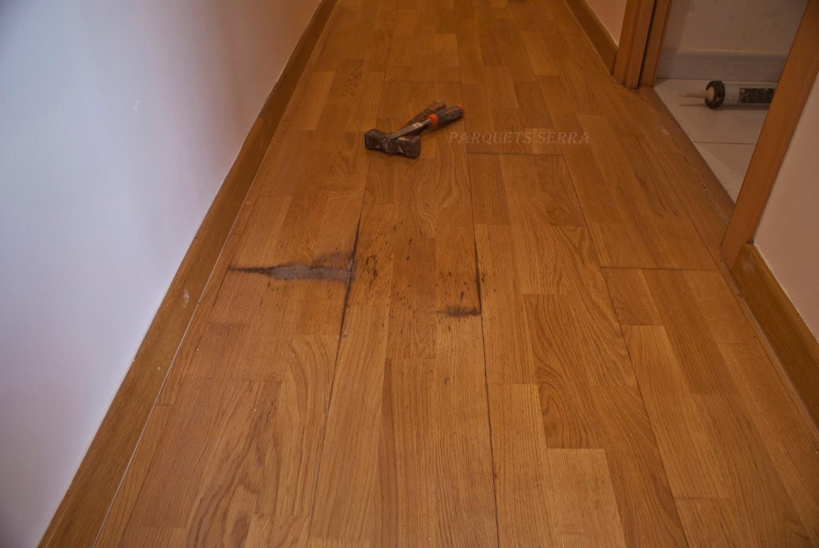 Reparar un parquet - Reparar piso parquet ...
