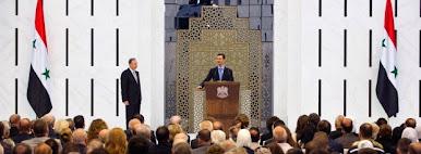 الرئيس الأسد يؤدي القسم الدستوري: السوريون أسقطوا الإرهابيين وأسيادهم.. سنعيد إعمار سورية وسنستمر ب