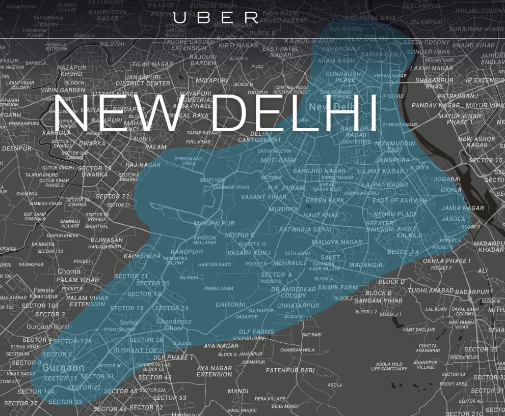 Uber Promo Code Delhi