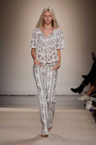 Lookbook Spring 2013. Isabel Marant