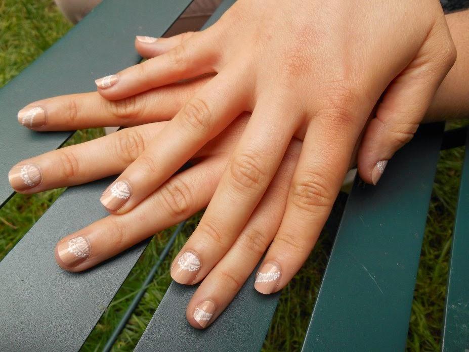 Vp nails les ongles de la mari e - Vernis ongle court ...