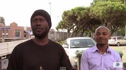 VIDEO: KEVIN e SUO CUGIONO, PROVENIENTI DALLA NIGERIA