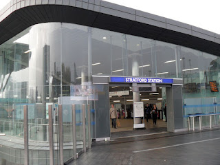 The amazing Stratford Interchange