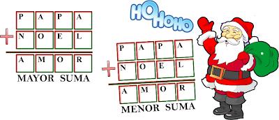 Criptoaritmética, Criptosumas, Alfamética, Juego de Números, Juego de Letras, Problemas de Lógica, Navidad