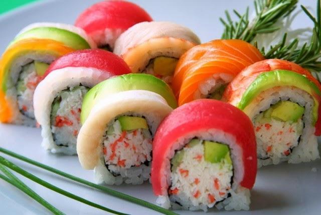 Resep Masakan Jepang Sushi