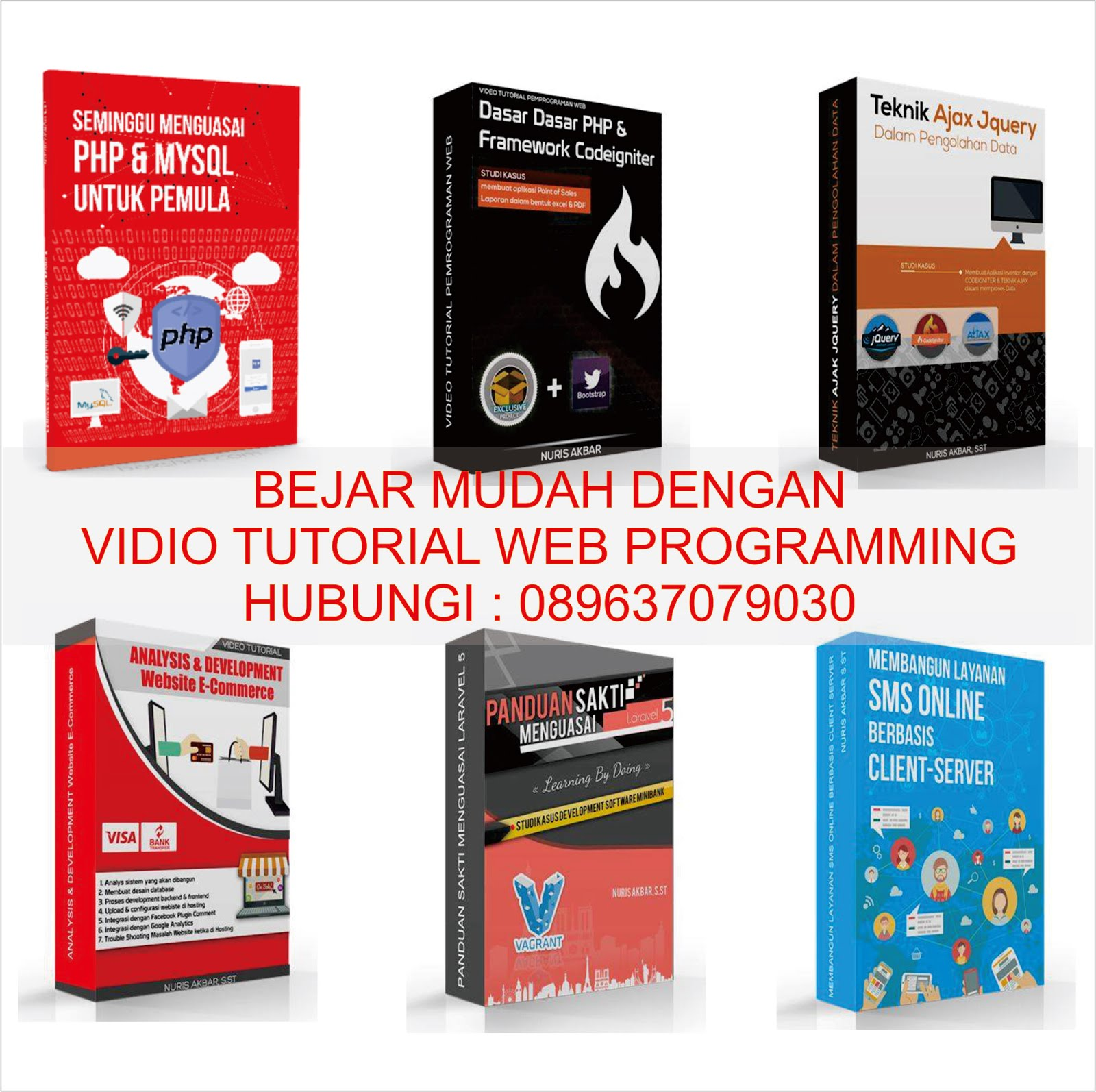 Vidio Tutorial