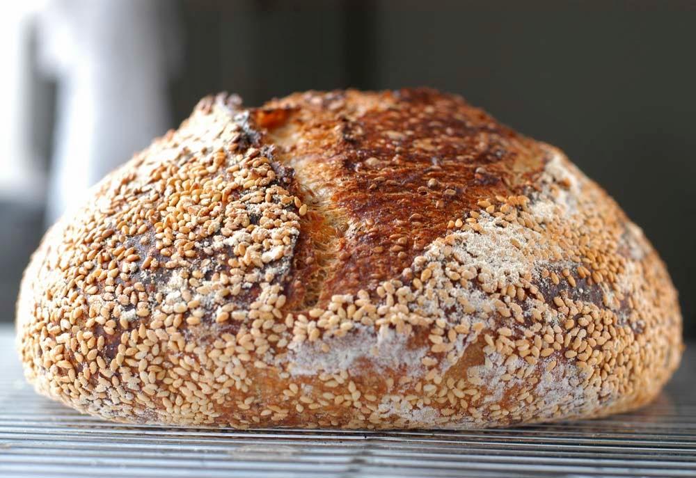 recipe: sesame seed bread recipe [24]