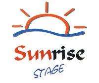 Sunrise Stage, centro de salud y belleza, patrocinador de Tierra de Sol