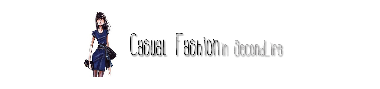 Casual Fashion in SecondLife