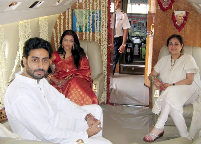 Photos Of Wedding Aishwarya Rai And Abhishek