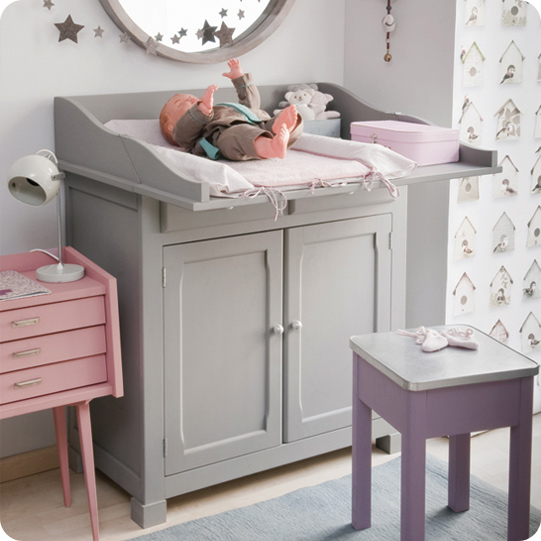 Design kids which baby changing table for me for Table a langer sur mesure