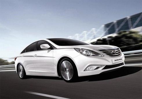 xe hyundai sonata 2014 3 Hyundai Sonata 2014   Bản hòa âm của thiết kế và công nghệ