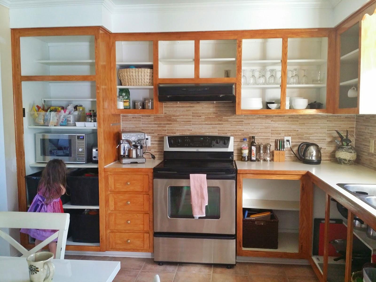 Kitchen Progress: Demolition + Organization / Design Tendencies
