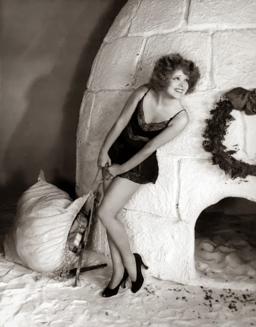 Mid Week Inspiration Clara Bow Bobbins and Bombshells