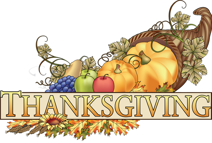 happy thanksgiving clip art - photo #6