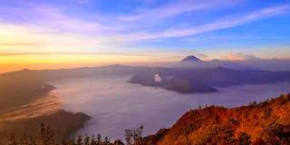 Inilah Tempat Wisata di Jawa Timur Yang Populer - Gunung Bromo