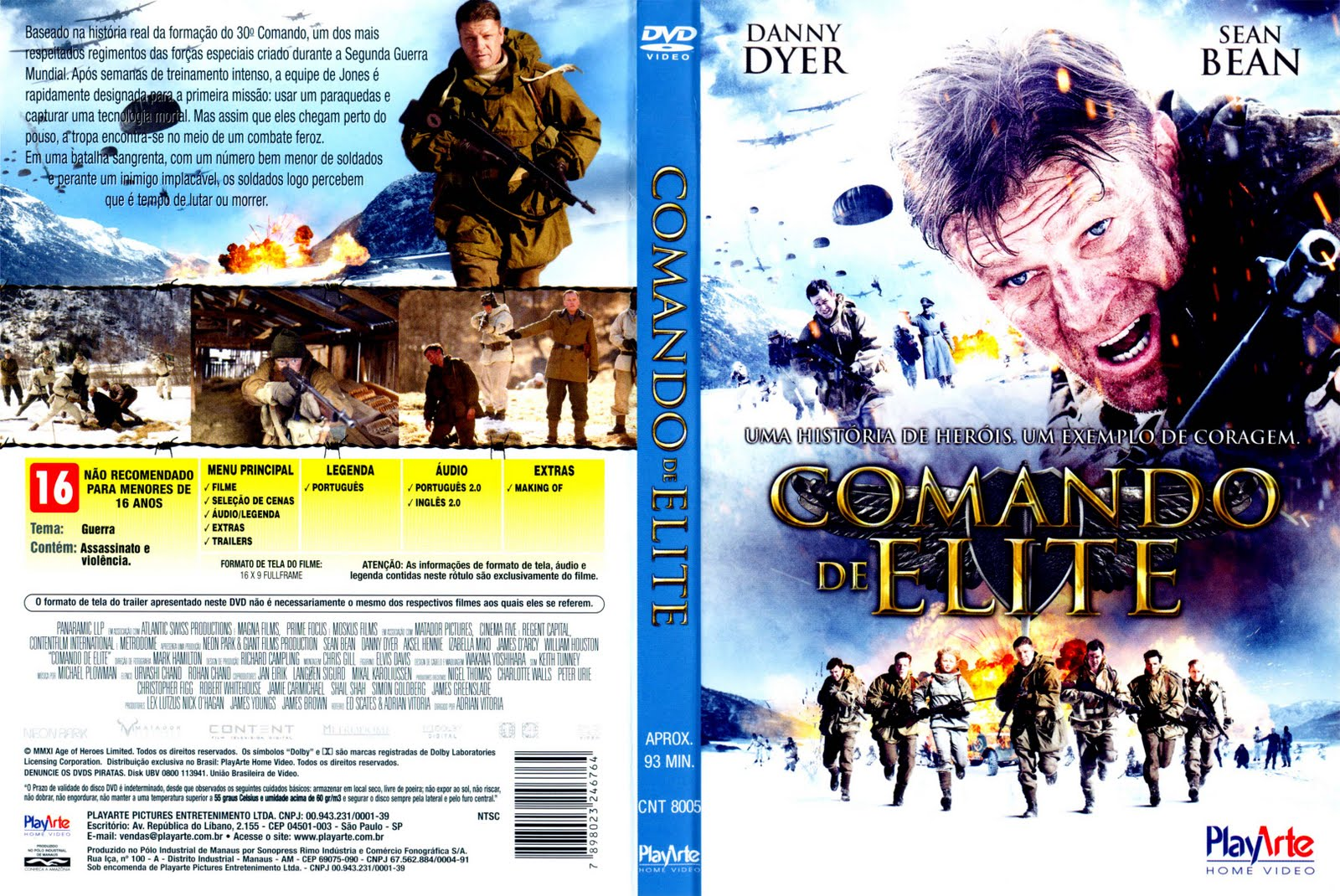 Comando De Elite (Oficial)