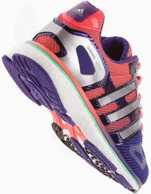 tênis esportivos para competição de maratona Adidas adizero Adios Boost