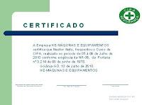 curso de CIPA, CIPA, certificado, NR 5 CIPA, como é o curso de CIPA