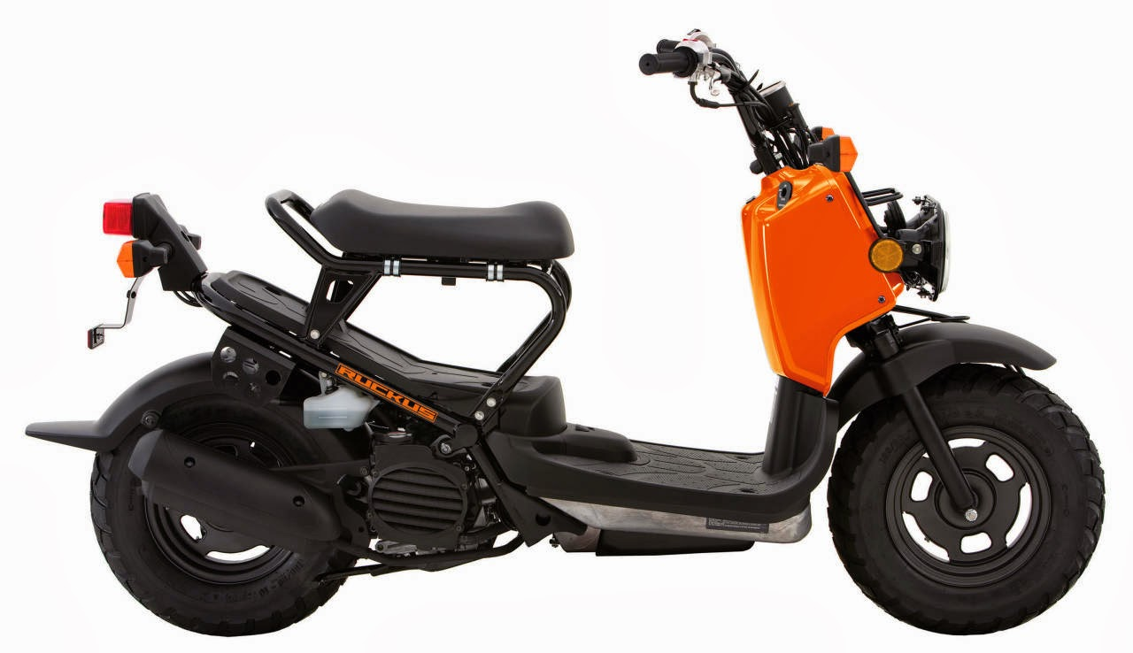 Honda Ruckus latest Scooters Models