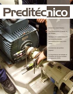 Revista sobre mantenimiento predictivo y fiabilidad industrial