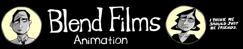 Blend Films. The Animation of Patrick Smith
