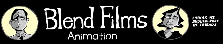Blend Films. The Animation of Patrick Smith