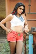 Akshida Hot Photos from Yuddam Movie Song shooting spot-thumbnail-4