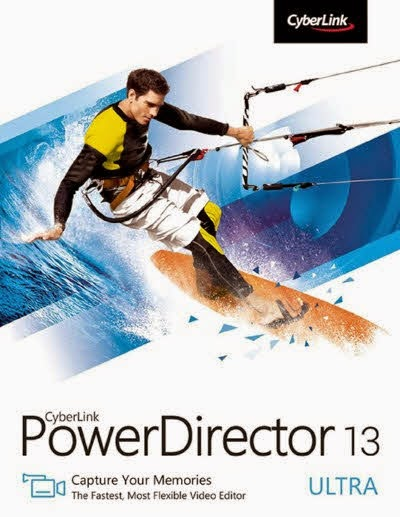 CyberLink PowerDirector Ultra 13 Crack / Key Download - DlHax