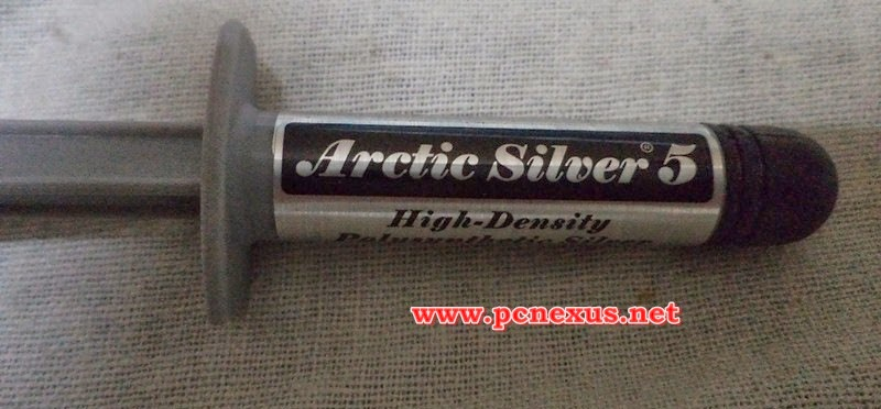 Arctic Silver 5 appearance