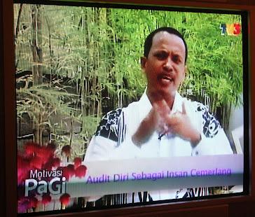 MOTIVASI PAGI TV 3 - 6.30 AM ( SETIAP SABTU )