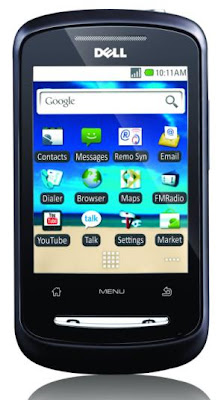 Dell XCD28 Smart phone