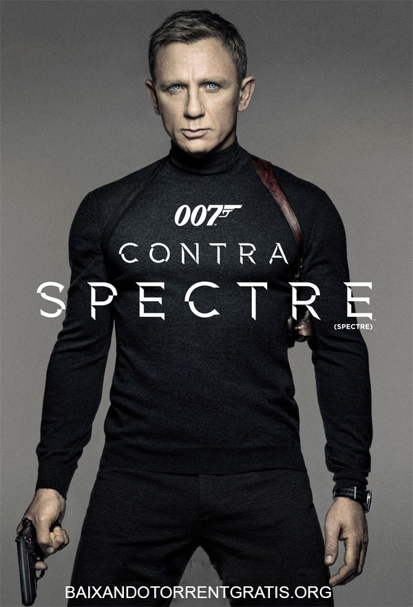 007 Contra Spectre Torrent - BluRay 720p/1080p Dublado
