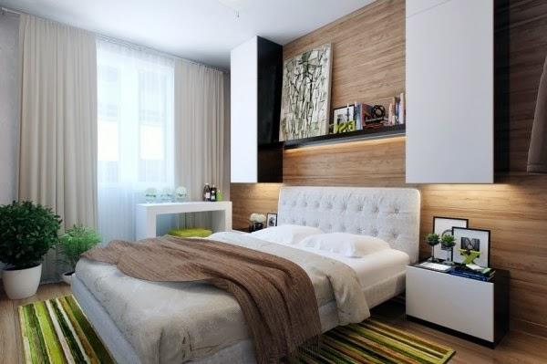 Decoraci n para dormitorio peque o dormitorios colores y - Soluciones para dormitorios pequenos ...
