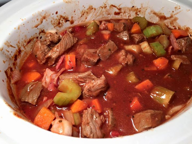 Slow Cooker Beef Casserole Recipes
