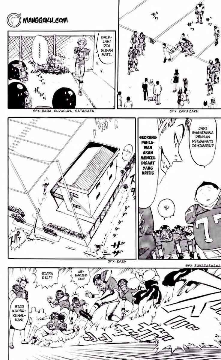 Komik eyeshield 21 005 - pahlawan disaat yang kritis 6 Indonesia eyeshield 21 005 - pahlawan disaat yang kritis Terbaru 17|Baca Manga Komik Indonesia|