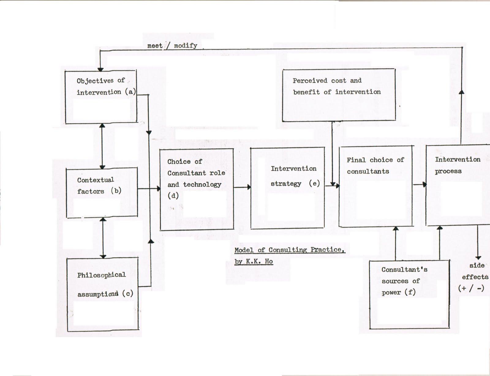 Dissertation management consultants