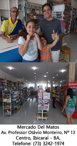 Mercado Del Matos