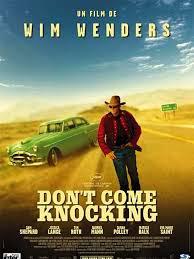 Film a Milano: Don't come knocking di Wim Wenders in Auditorium San Fedele a Milano lunedì 9 dicembre 2013