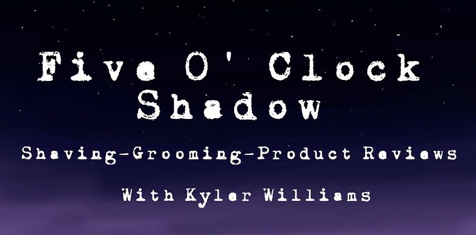 Five O' Shadow Shaving